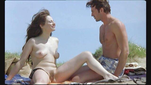 Soirée film xxl mature piscine caramel
